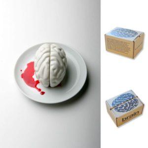Mozková slánka a pepřenka