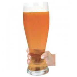 Obří sklenice na pivo
