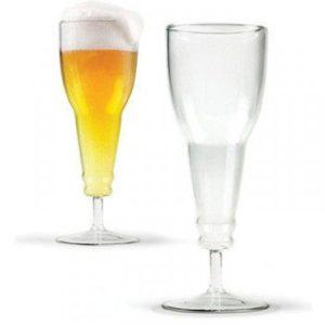 Pivní lahvová sklenice - Základní varianta