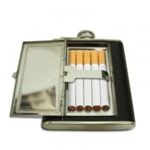 Placatka s pouzdrem na cigarety