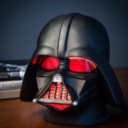 3D lampička Star Wars - Darth Vader - velká