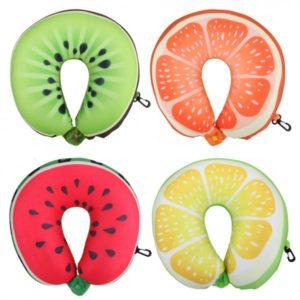 Ovocný polštář za krk