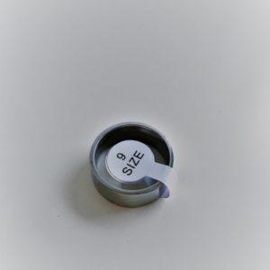 Ocelový prsten Star Wars - Jedi - Velikost: