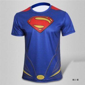 Sportovní tričko - Superman - Velikost