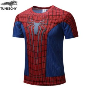 Sportovní tričko - Spiderman - Velikost