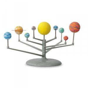 Planetárium – model k sestavení