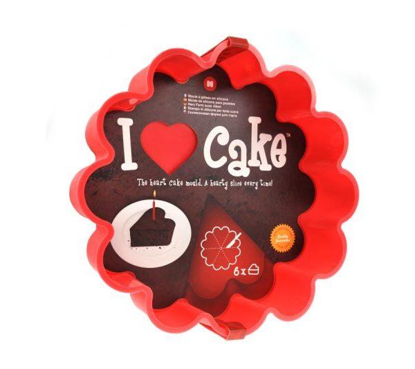 Forma na dort Srdce