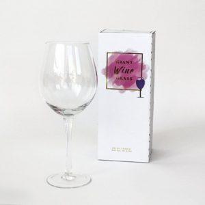 Obří sklenice na víno - Giftrepublic