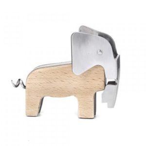 Designová vývrtka - slon