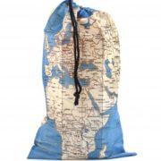 Cestovní set s mapou světa