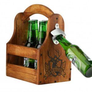 Řemeslná taška na pivo