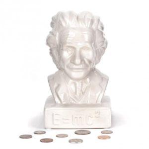Kasička Einstein