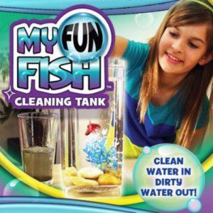 LIKVIDACE! Samočistící akvárium My Fun Fish