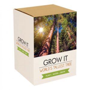 LIKVIDACE! Grow it - Nejvyšší strom na světě: Sekvoj