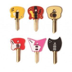 Rozlišovače na klíče - kytary