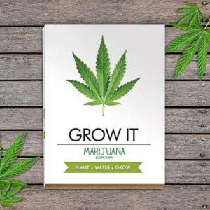 Grow it - vypěstuj si marihuanu