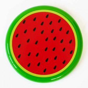 Létající talíř – meloun
